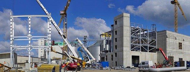 למה מומלץ להתקין מערכות אבטחה באתרי בניה